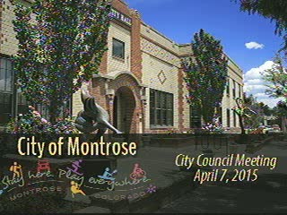 City Council Meeting April 7