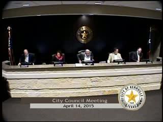 City Council - April 14, 2015