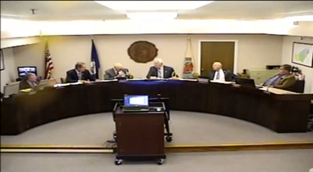 Board of Supervisors Meeting - April 28, 2015