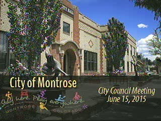 City Council Meeting June 15