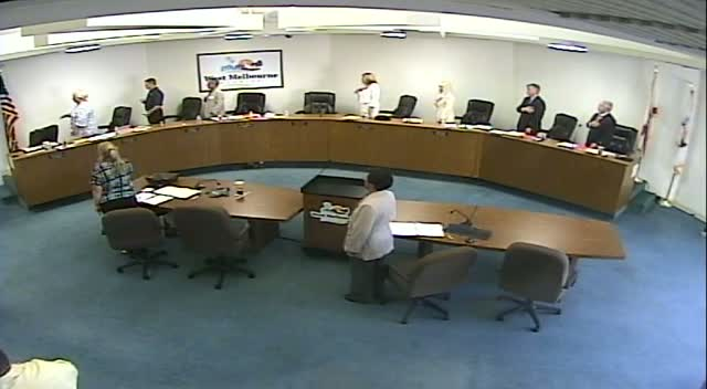 City Council Meeting of June 16, 2015