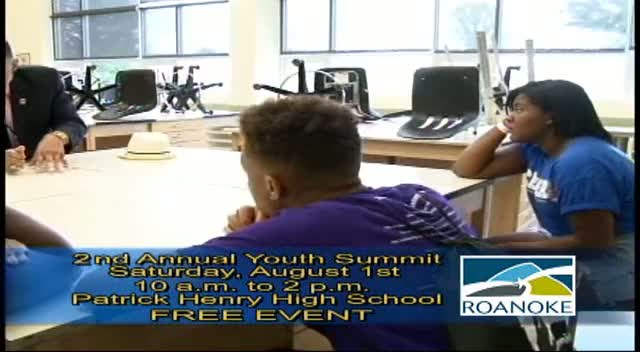 2nd Annual Youth Summit PSA