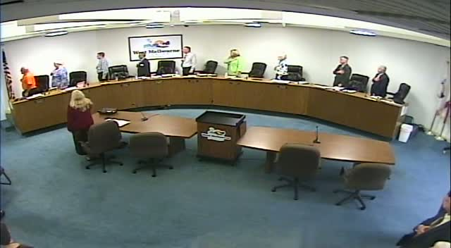 City Council Meeting of August 18, 2015