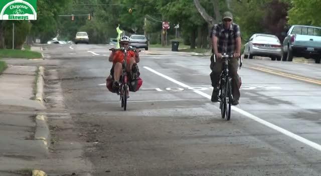 Bike Lane Education