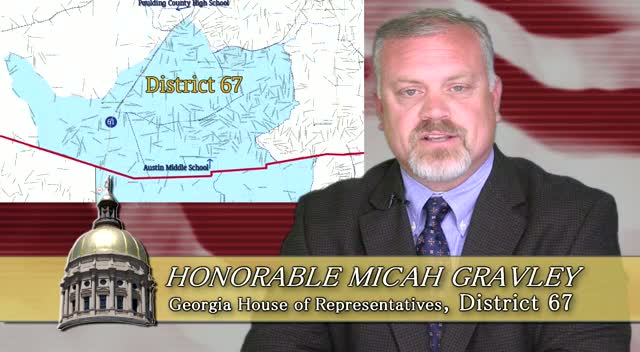 4th Quarter 2015 Update with Rep. Gravley
