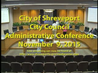 11/09/2015 Administrative Conference