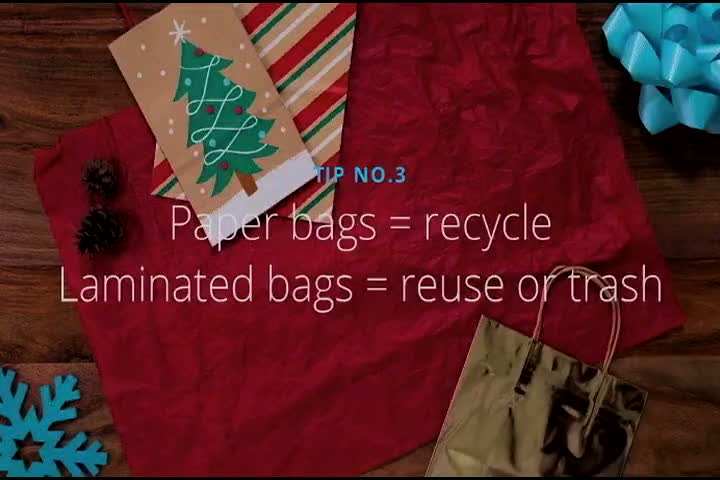 Republic Services Holiday Recycling Tips