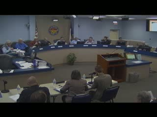 Planning Commission Meeting 1-5-16 (Audio Issues)