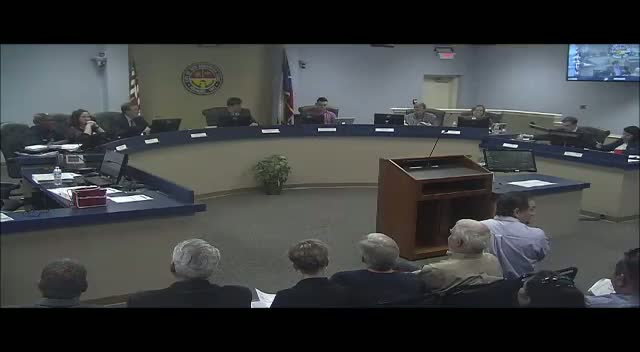 City Council 01-25-2016
