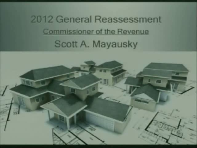 General Reassessment Presentation