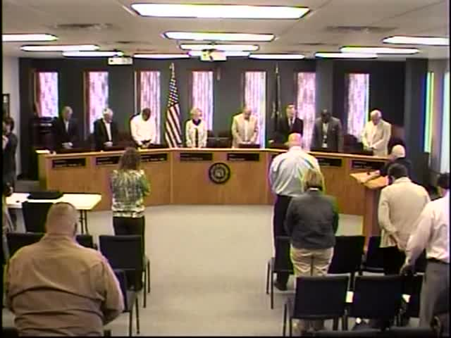 Board of Commissioners Meeting - April 10, 2012