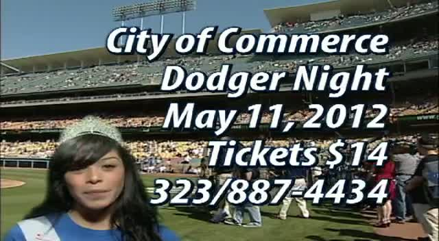 Community Dodger Night