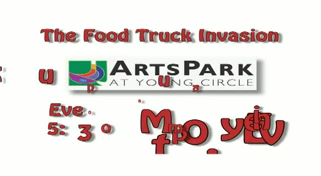 Food Truck Invasion at ArtsPark