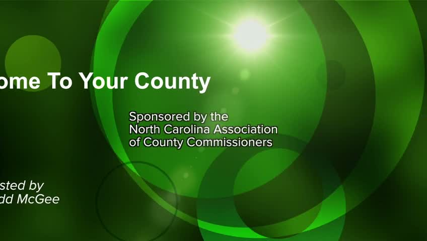 Welcome to Your County