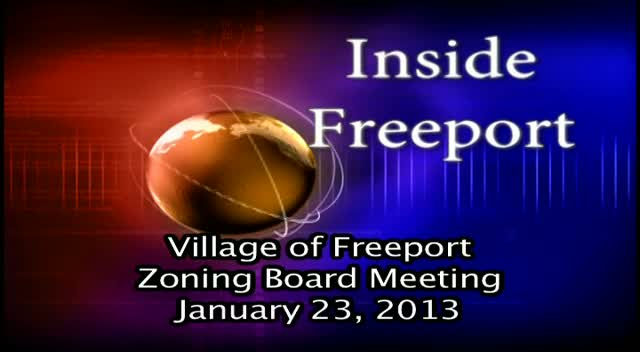 Zoning Board