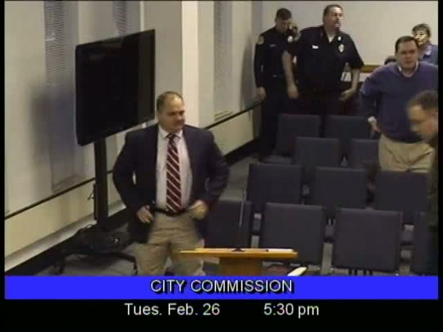 Board of Commissioners Meeting - February 26, 2013