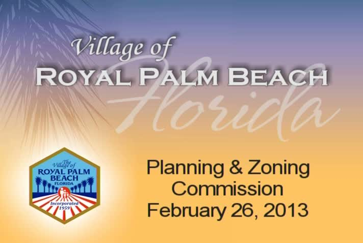 Planning &amp; Zoning